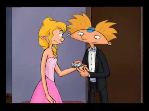 Helga hey arnold all grown up