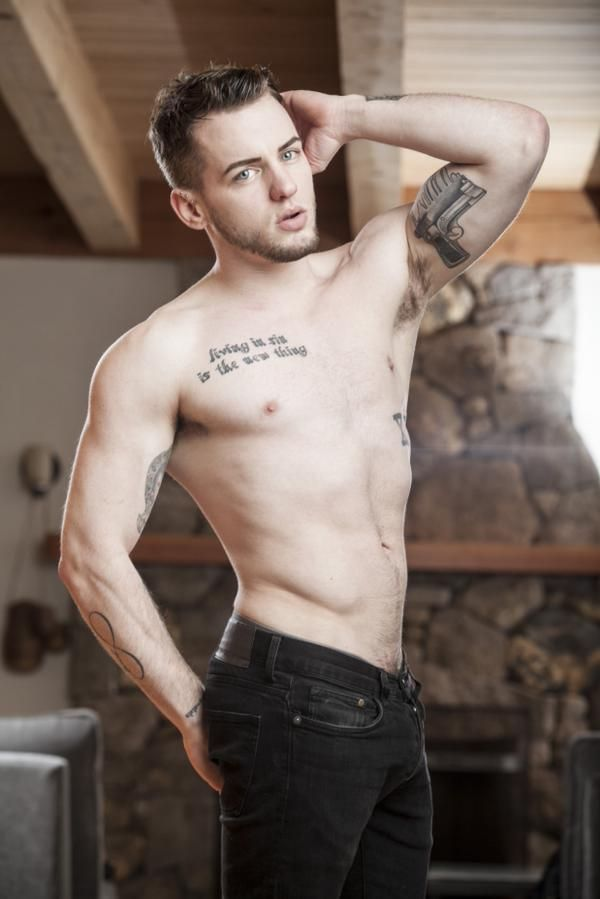 Colton grey male icon