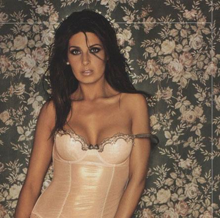 Mayrin villanueva lingerie