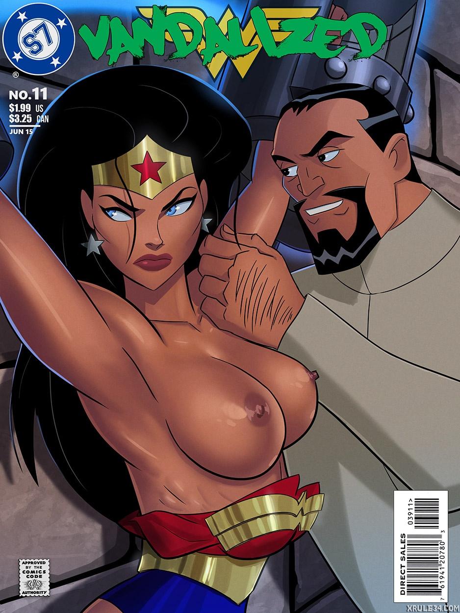 Black girl cartoon porn comics