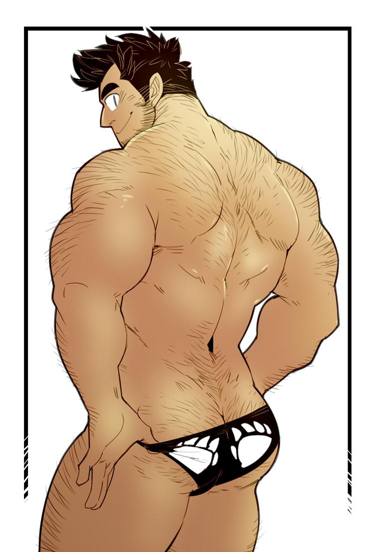 tumblr Gay muscle bara