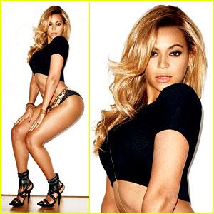 Beyonce gq magazine
