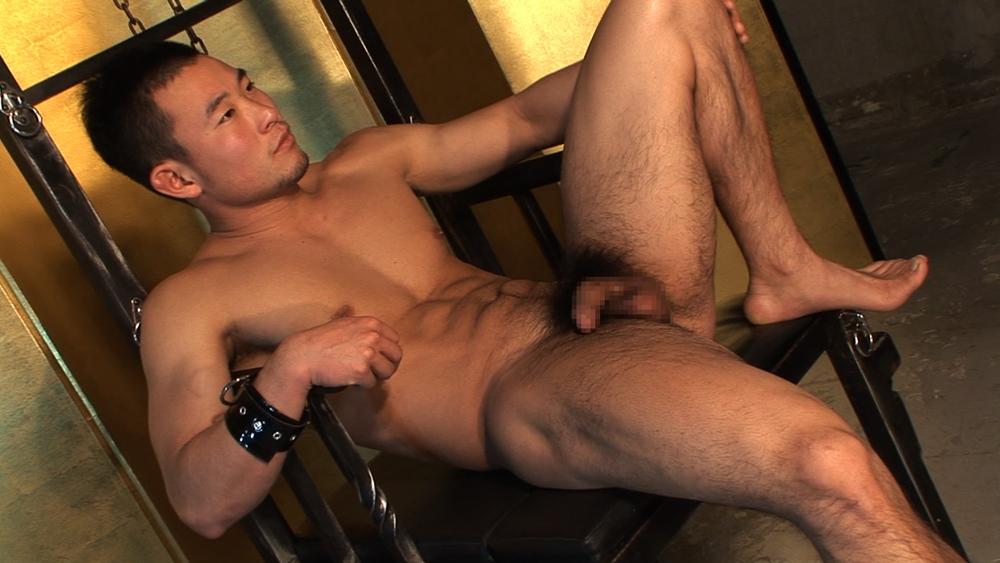 Japanese hunk nude