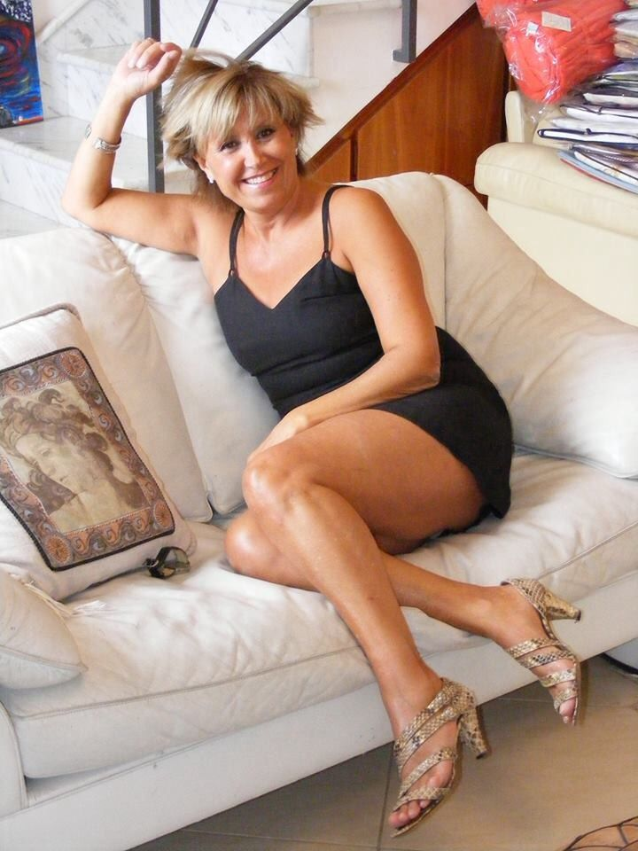Seductive mature women