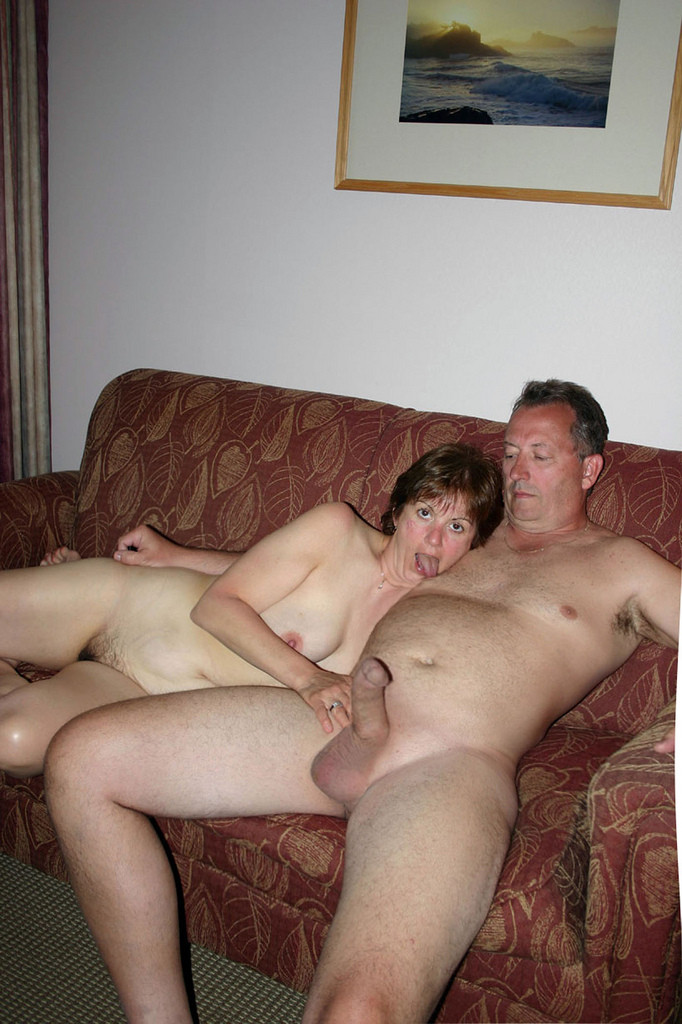 Nudist erect mature couples