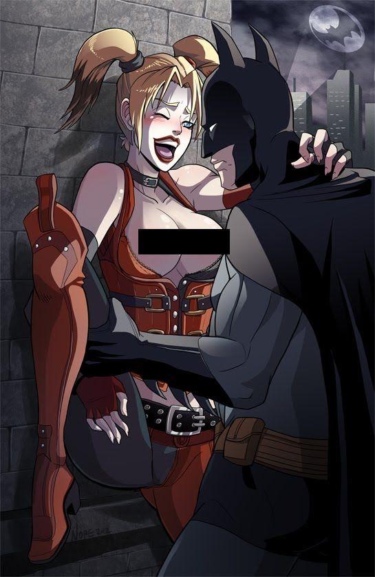 Batman harley quinn porn