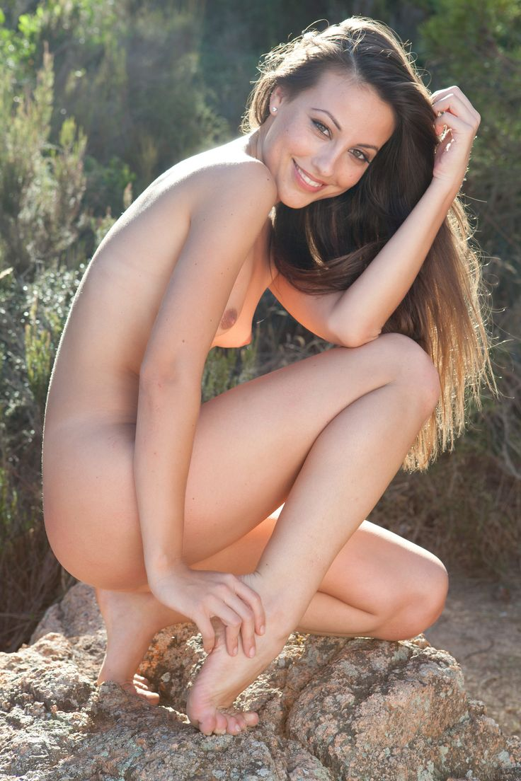 Nude model lorena garcia ass