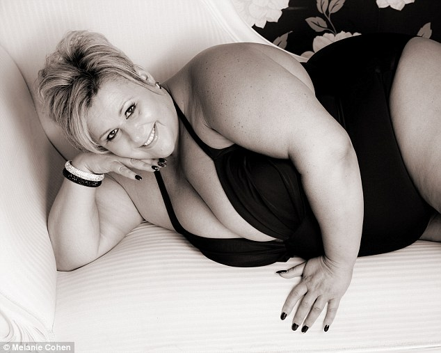 Plus size my wife naked