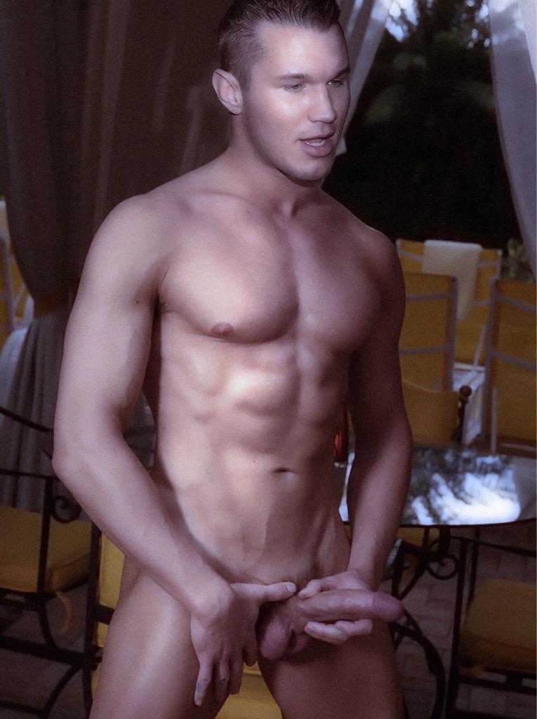 Randy orton nude