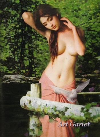 High quality nude art