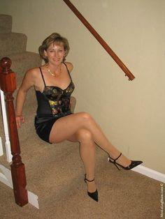Beautiful mature women amateur