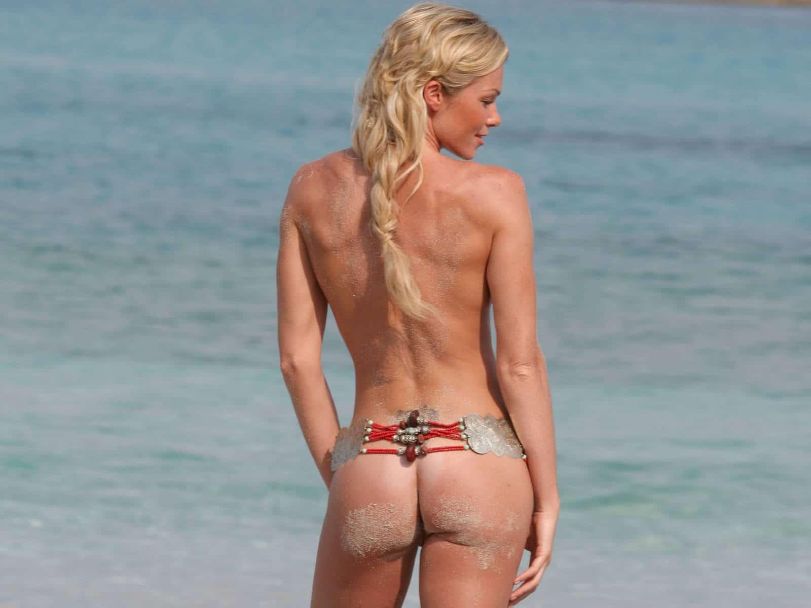 Nell mcandrew nude beach