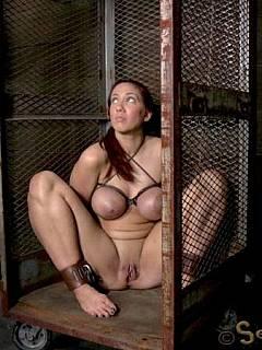 divine extreme bondage Kelly