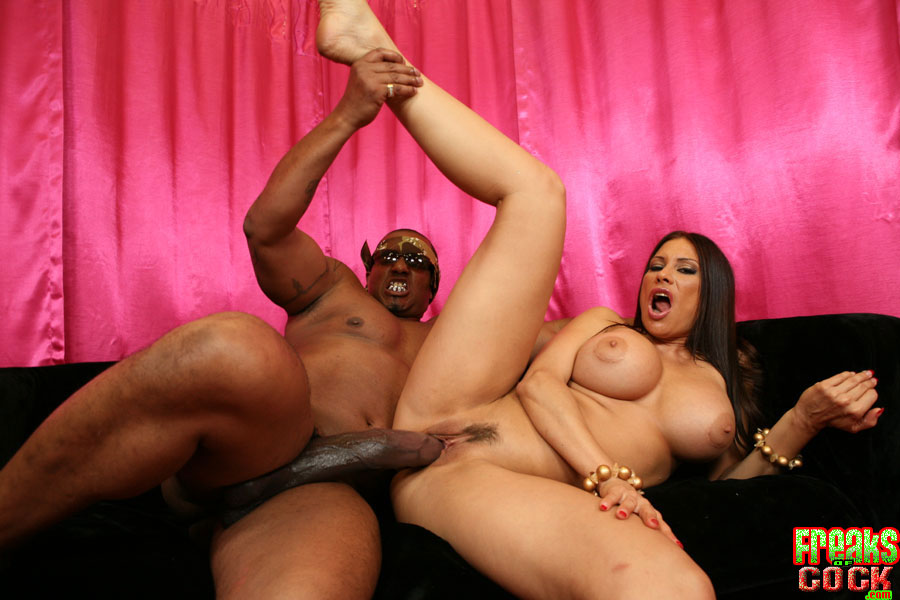 Black freak cocks porn pictures