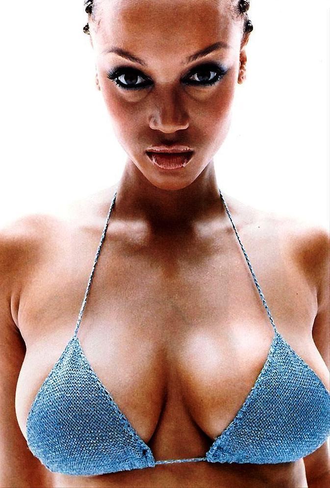 Tyra banks nude model