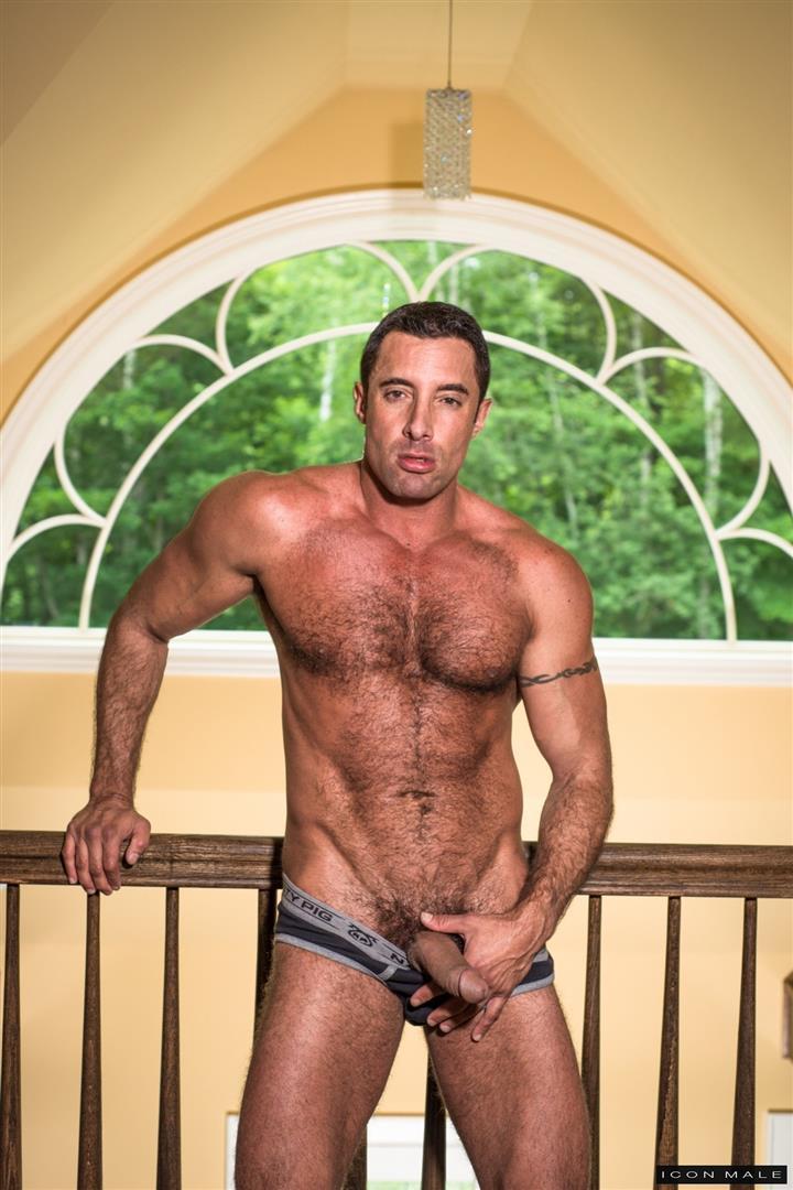 Hairy gay daddies porn
