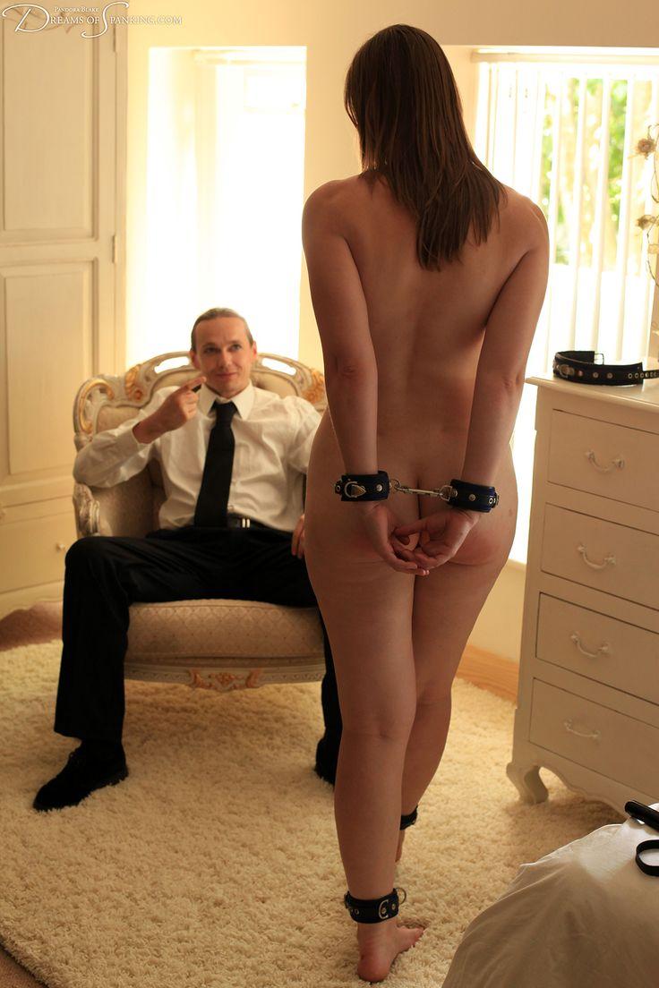 Bondage submissive slave wife captions
