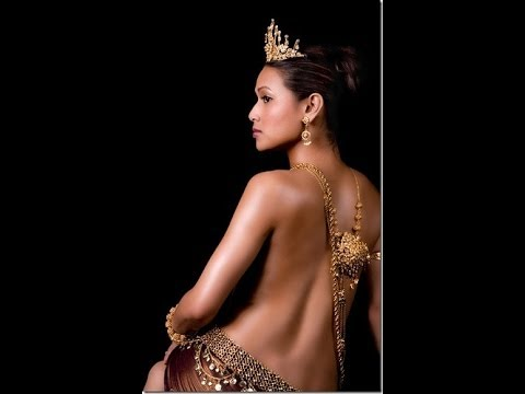 Naked cambodian woman