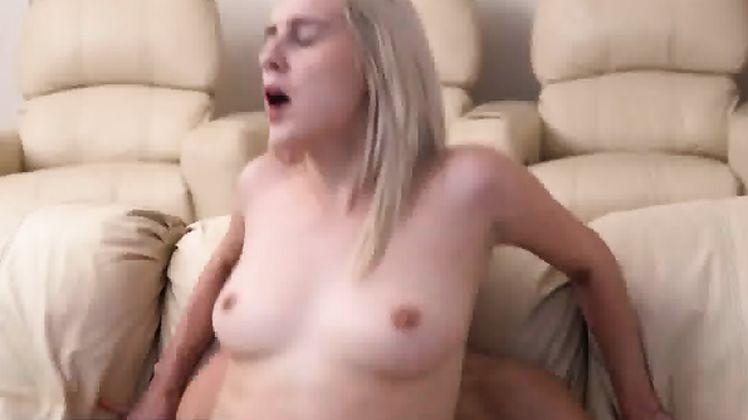 Black pussy full of cum