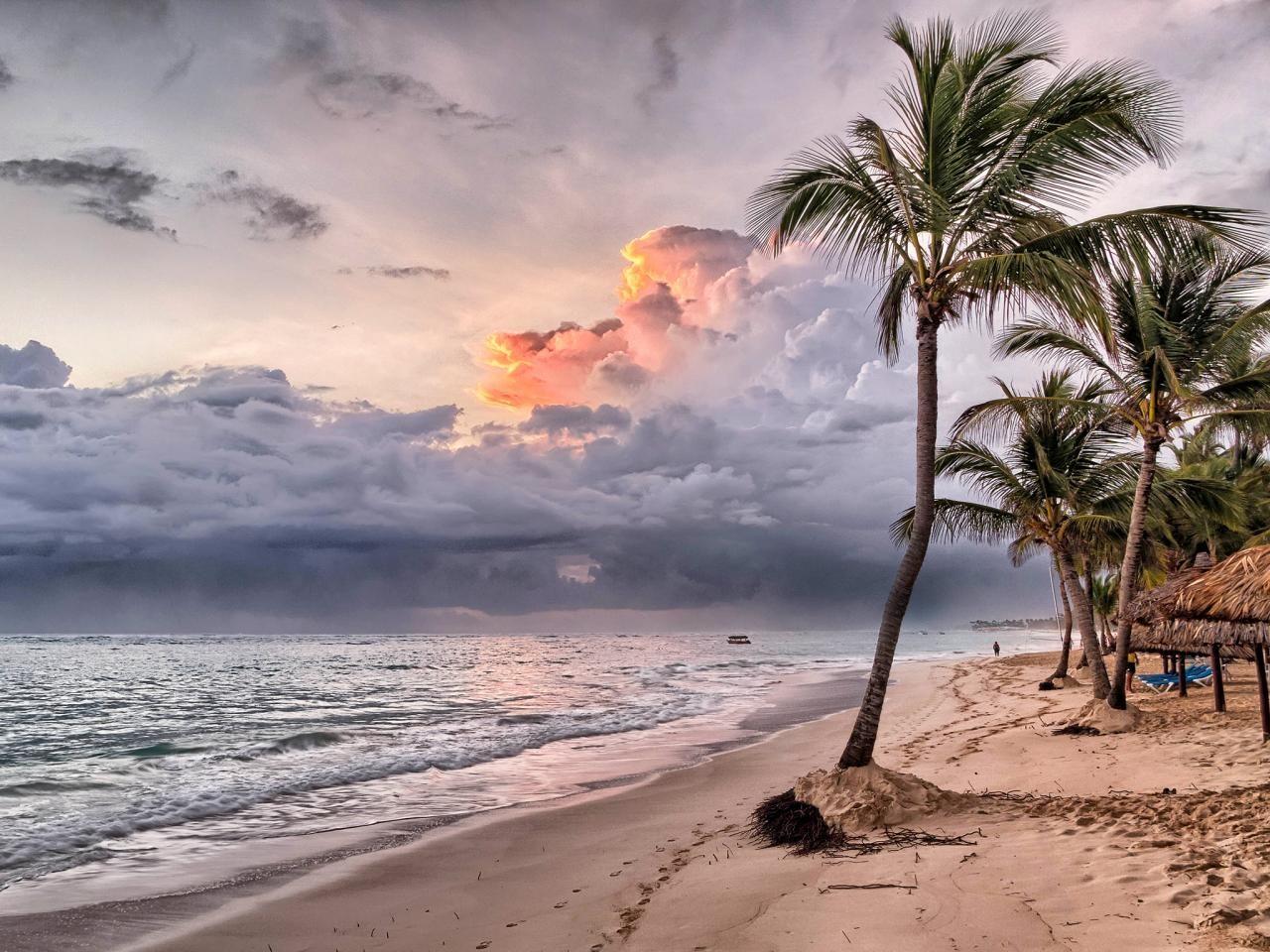 Nude caribbean beach resort