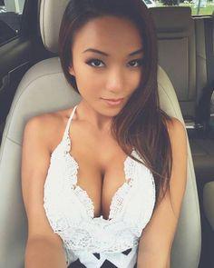 Busty asian american girls
