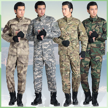 U s army combat uniform