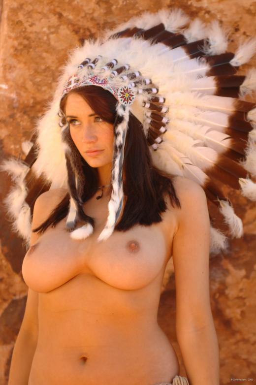 Really. native american girl nakef join. agree