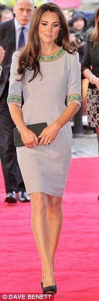 Kate middleton pantyhose fake