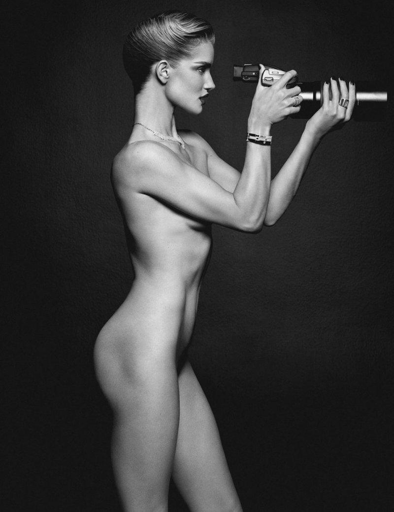 Nude rosie huntington Rosie Huntington
