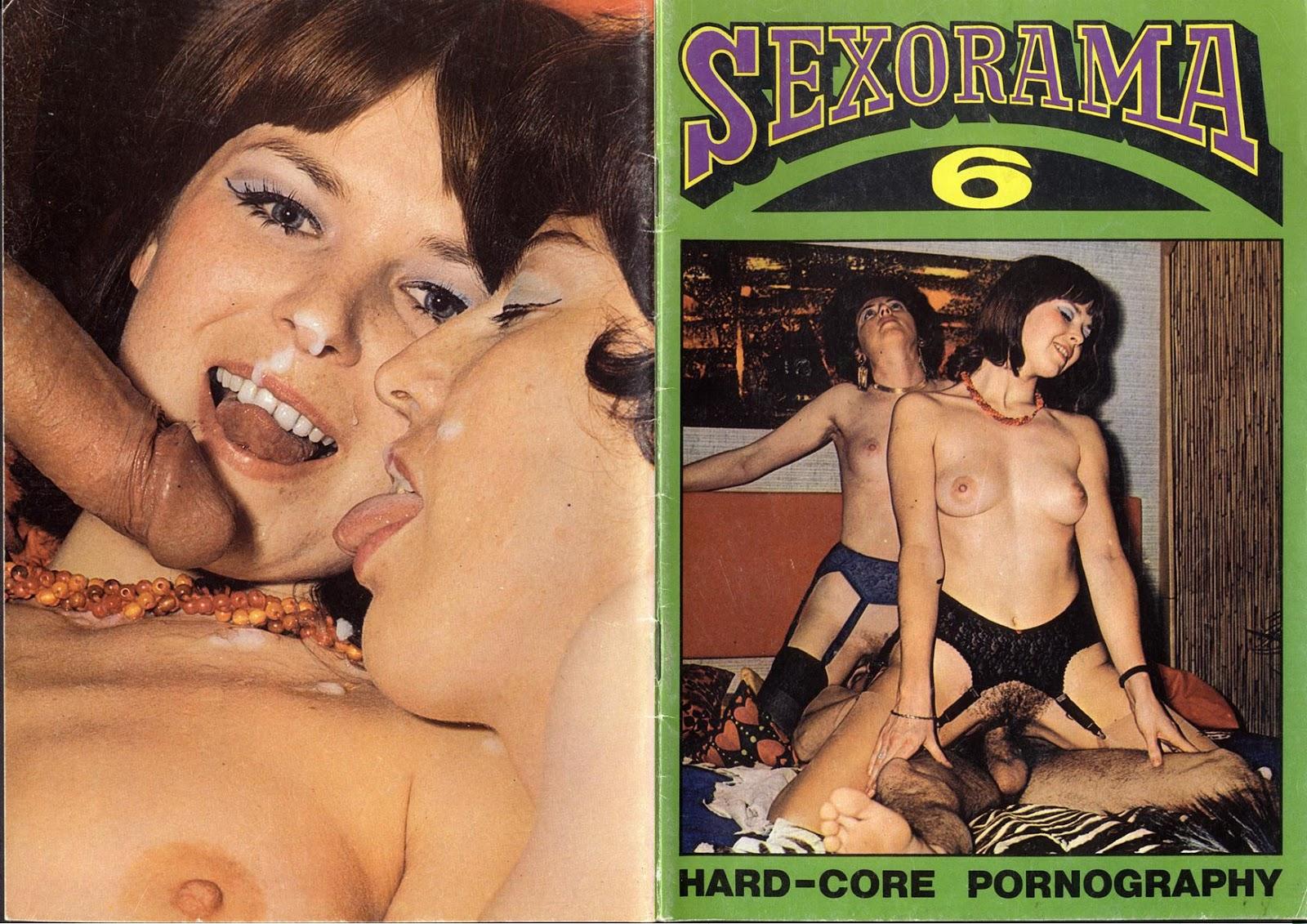 Amateur vintage porn magazines