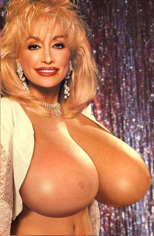 ass Dolly parton nude