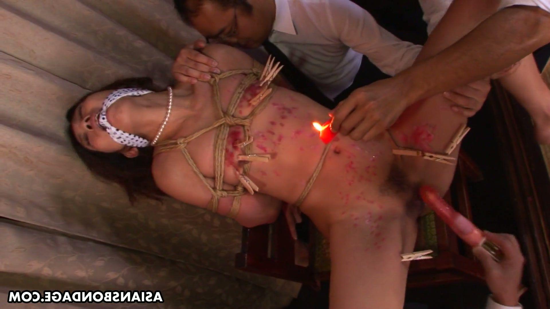 Blonde erotic massage