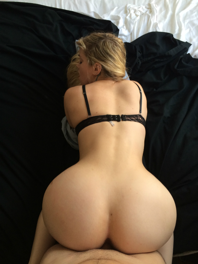 Blonde nice ass porn