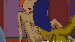 Marge simpson francine smith porn
