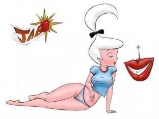 Judy jetson xxx cartoon porn
