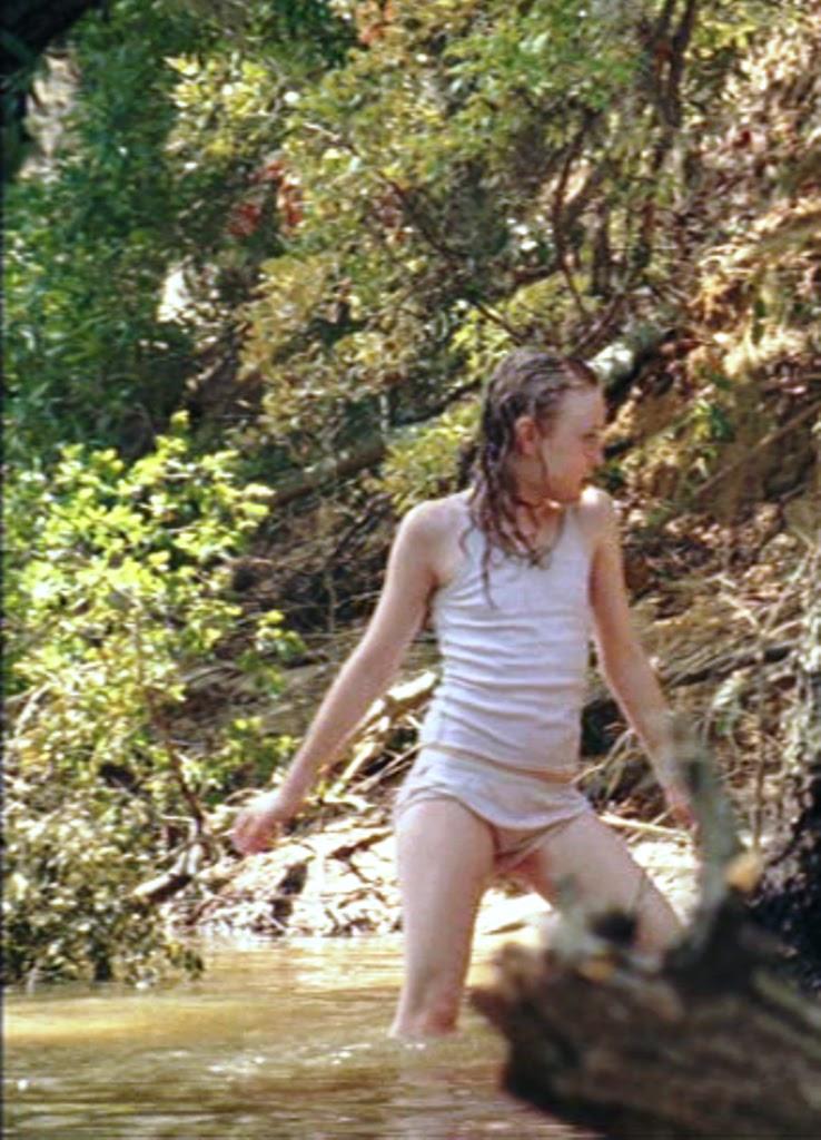 In nude com fanning dakota the