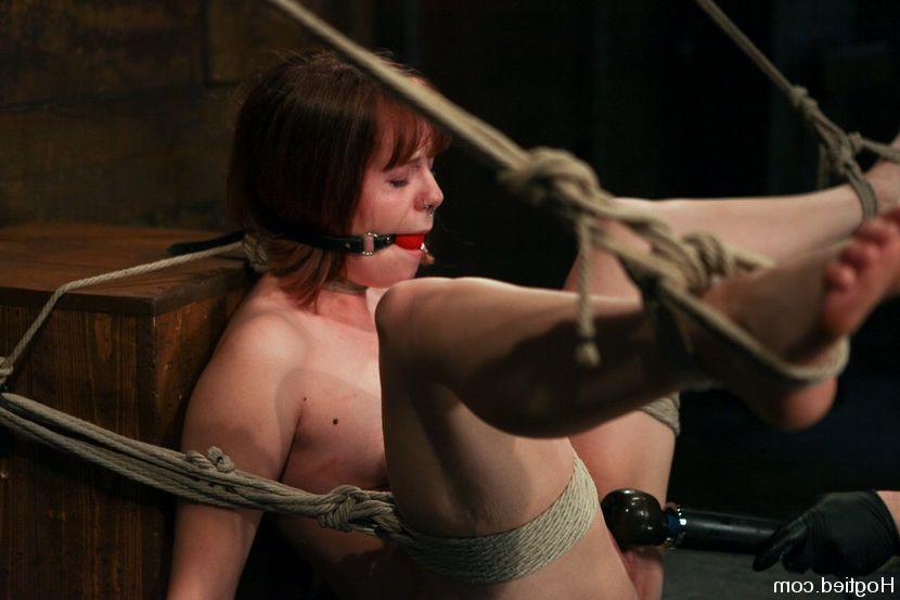 Girl masturbating with puffy nipples