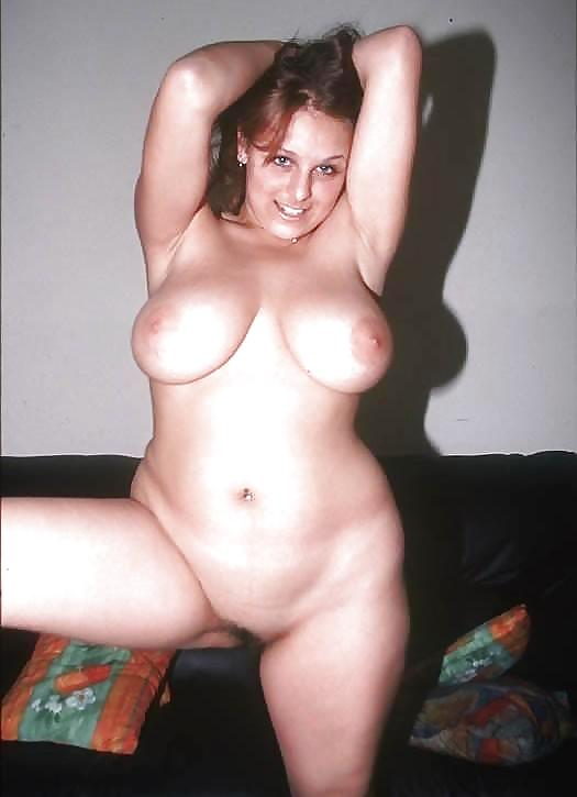 Nude fat white women