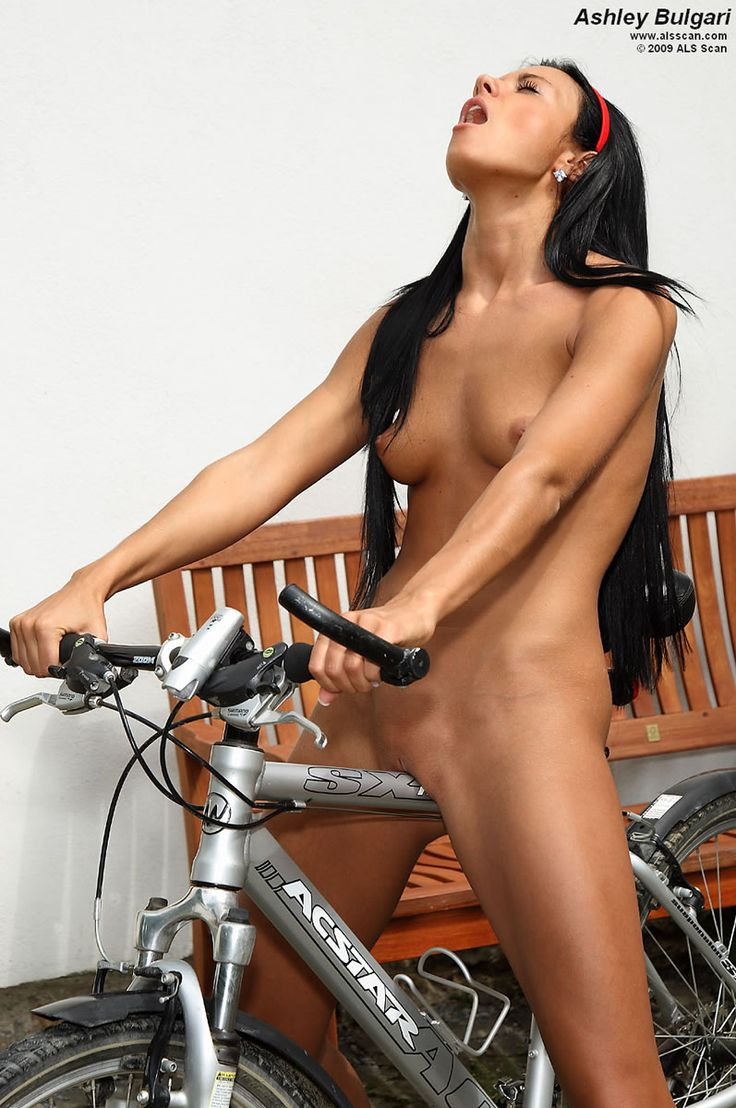 Girls on bicycles upskirt