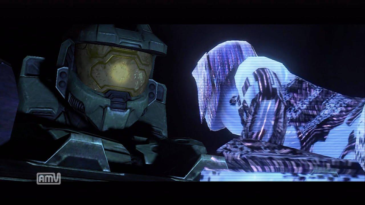 Halo master chief and cortana