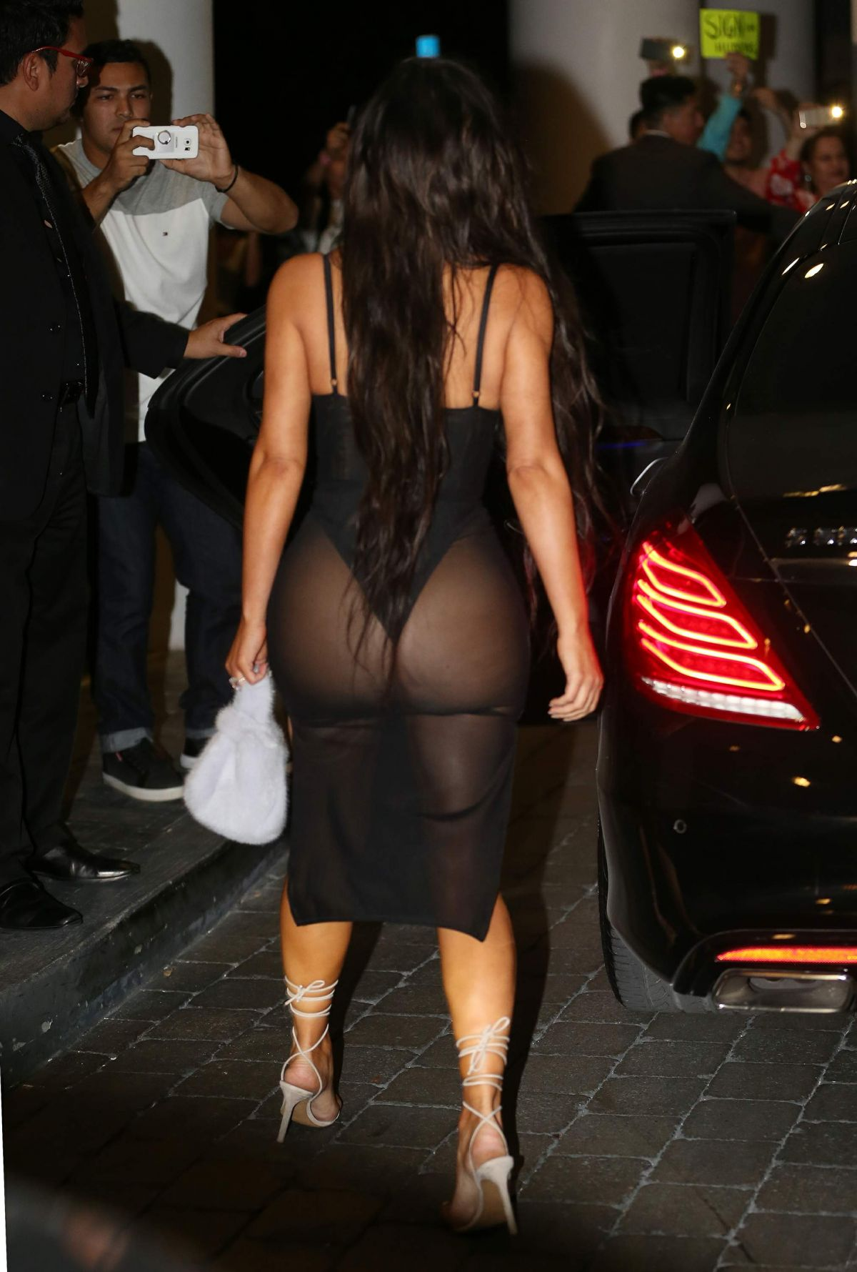 kardashian as Kim