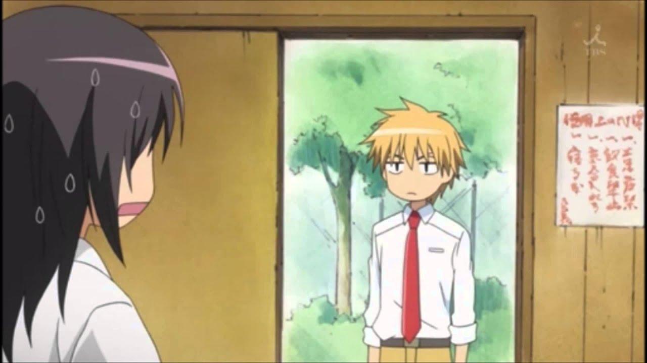 Funny usui takumi and misaki