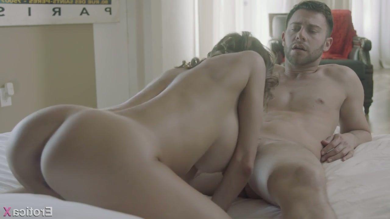 Naked boy humping girl