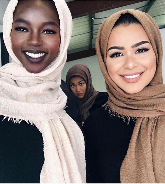 muslim sex woman african Black