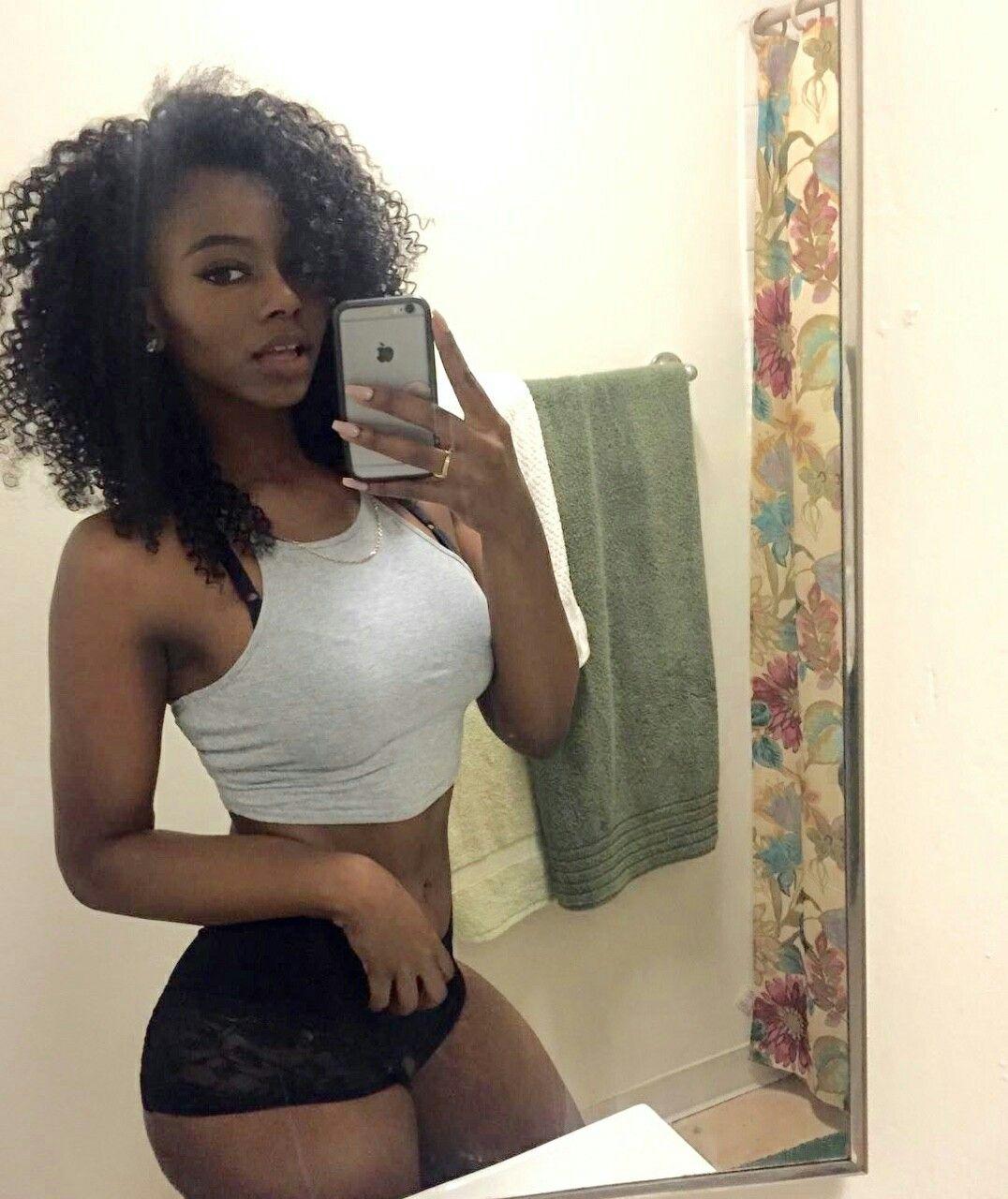 Perky black girls