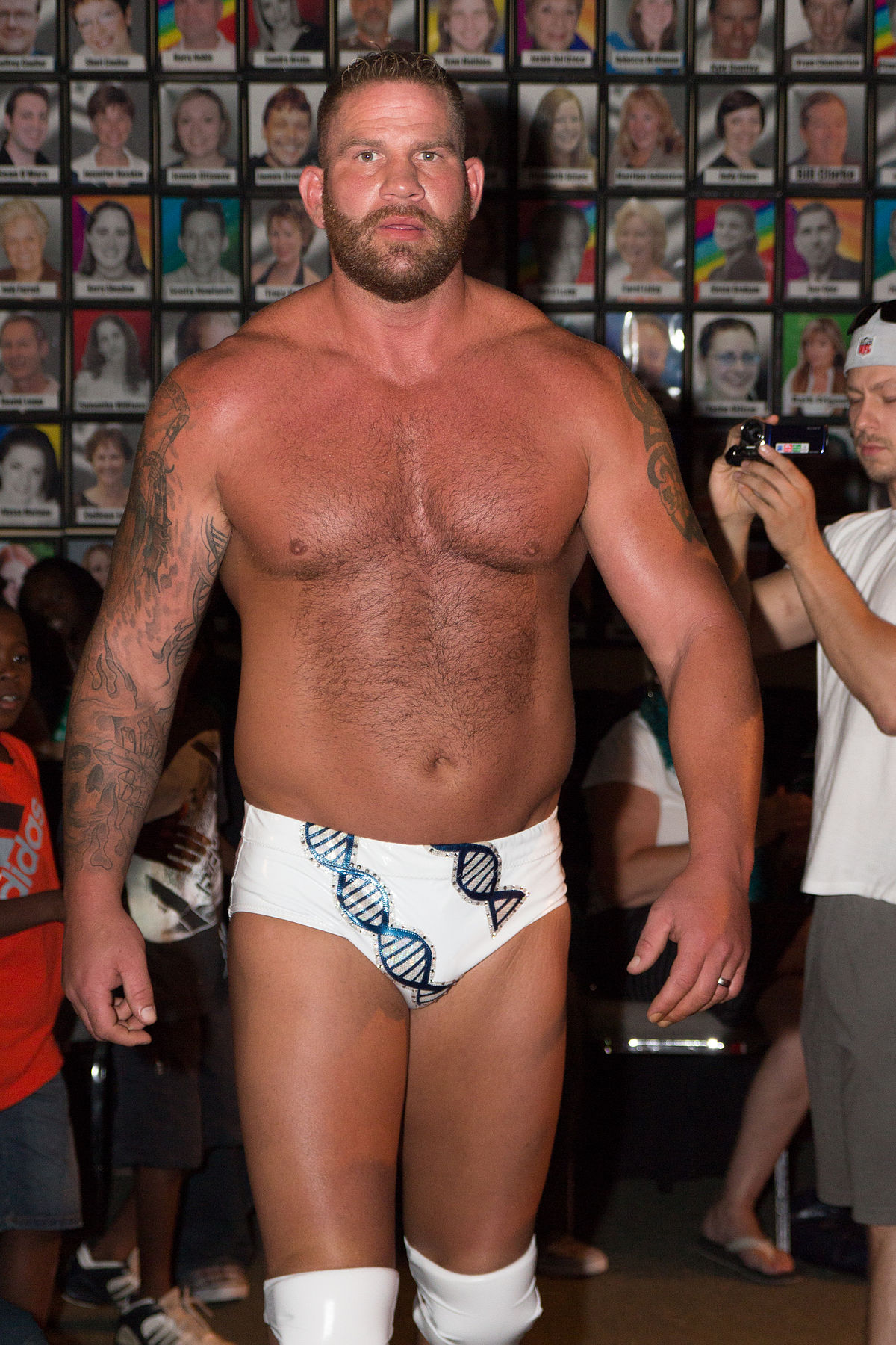 Matt morgan blueprint