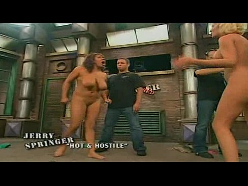 Jerry springer nude