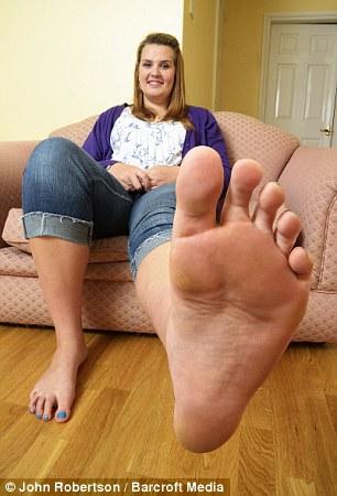 Black bbw ebony feet