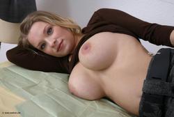 Daisy van nude