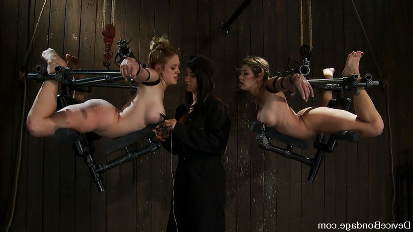Slaves in love torture porn